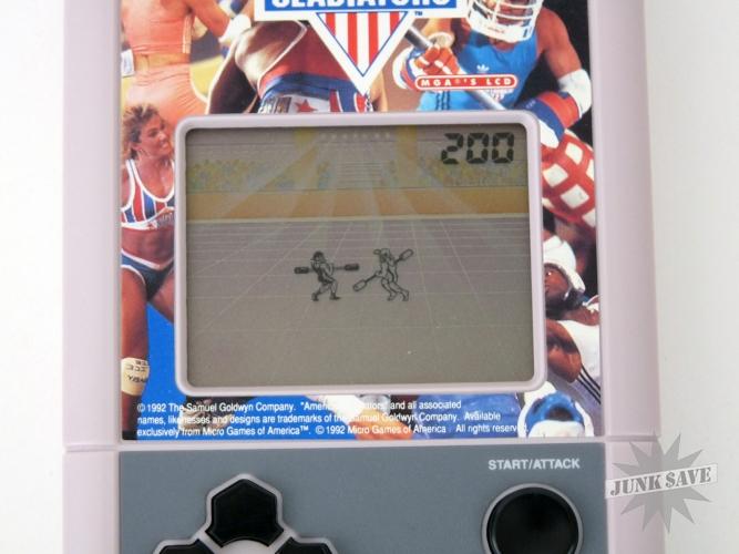 american gladiators video game