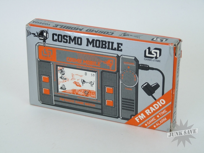 Cosmo Mobile Radio Game Watch YG241A Seikokeiyokogyo NEW