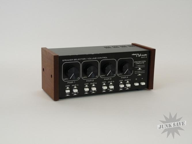 niles audio svc 4 speaker protection circuits junksave. Black Bedroom Furniture Sets. Home Design Ideas