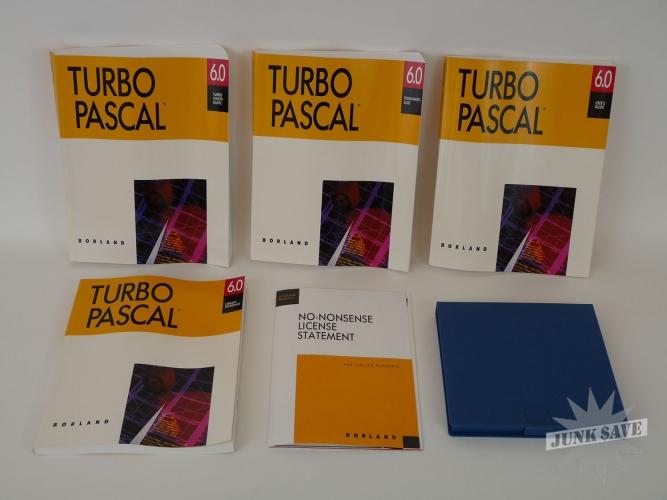 vintage pascal compiler