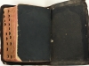 Antique Leather Bible 1890s Family Isenberger Seeley Martinson Gillette