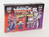 Transformers VSX Set Destron Cybertron Miniature Optimus Prime Megatron G1