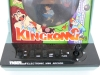 Tiger King Kong Tabletop Electronic Video Game Console Boxed Rare