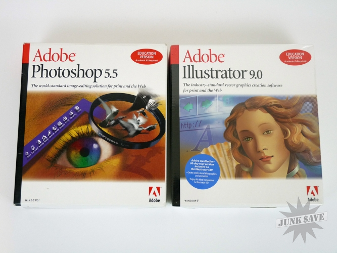 adobe photoshop 5.5 2010 г