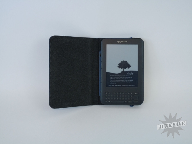 Amazon Kindle Model D00901 WIFI 3G 6-inch   JunkSave