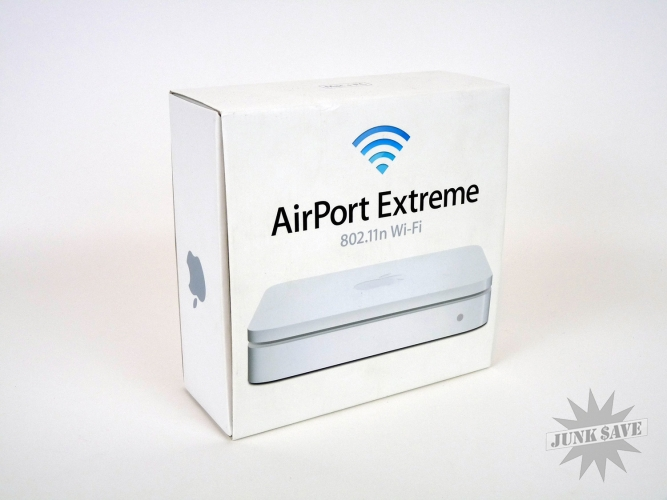 Apple Airport Extreme Wi-Fi Router 802.11n Model A1301