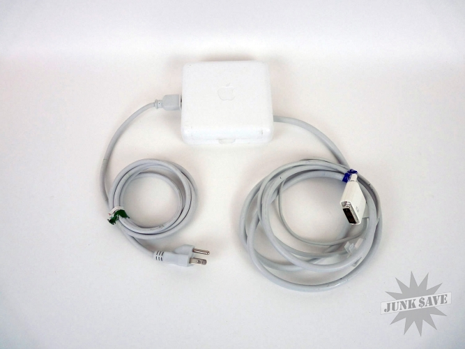 Apple dvi to adc adapter model a1006 junksave apple dvi to adc adapter model a1006 sciox Images