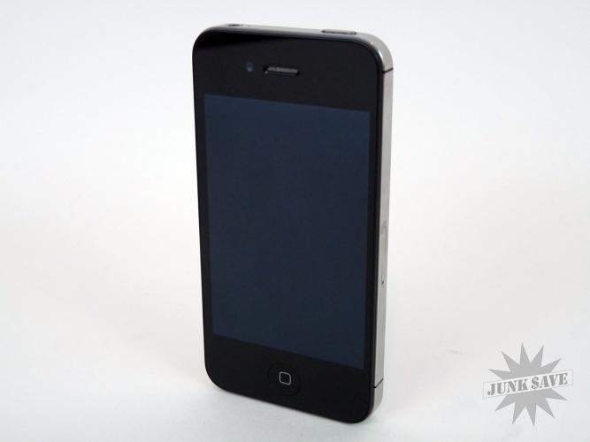 Apple IPhone 4s Siri Verizon 16GB Black Great Condition