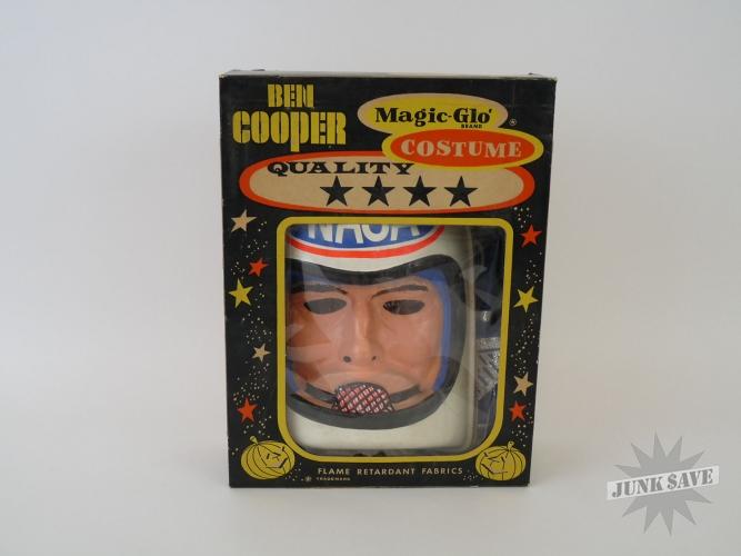 Ben Cooper Vintage Magic Glo Costume US Astronaut NASA