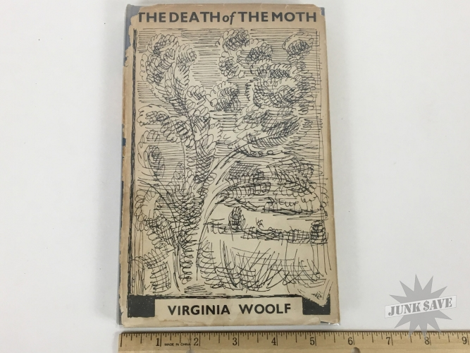 essay virginia woolf the death of the month The death of the moth, and other essays, by virginia woolf, free ebook.