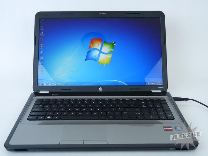 "HP Pavilion G7 Laptop 17"" 1.9Ghz 500GB 4GB Windows 7"