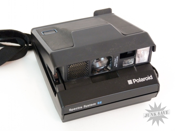 Kodak Polaroid Camera Spectra System SE With Unopened Film