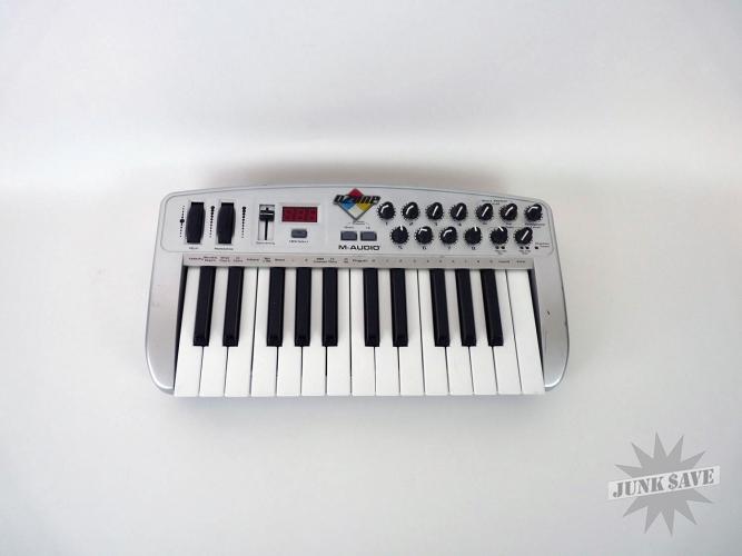 M-Audio Ozone MIDI Keyboard 2 Octaves Used Condition | JunkSave