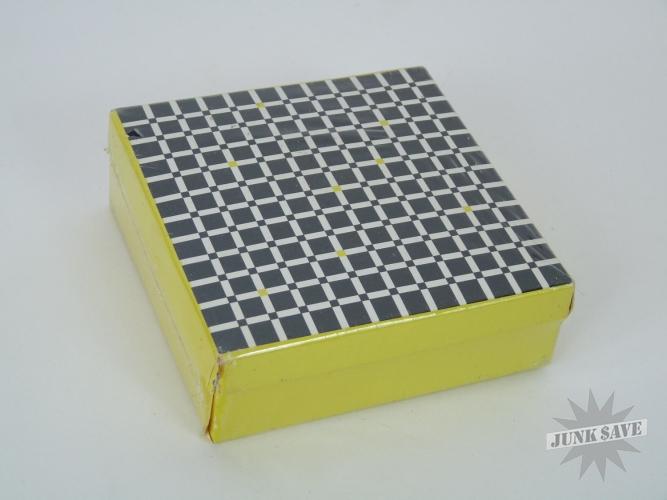 Marcel Barbeau Op Art Puzzle Springbok Vintage 1970 Sealed