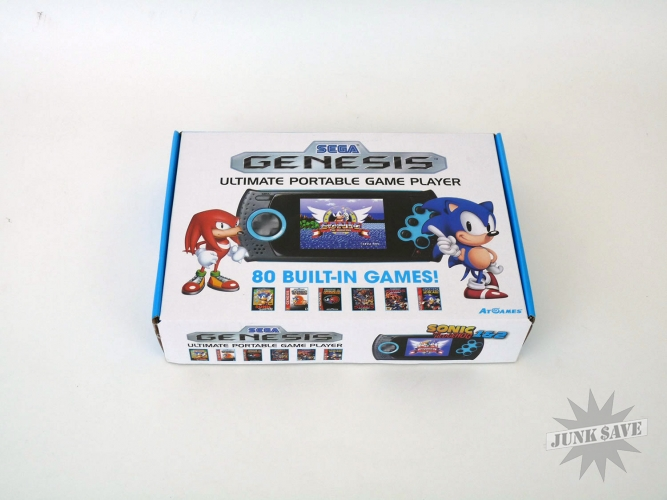Sega Genesis Handheld Game System
