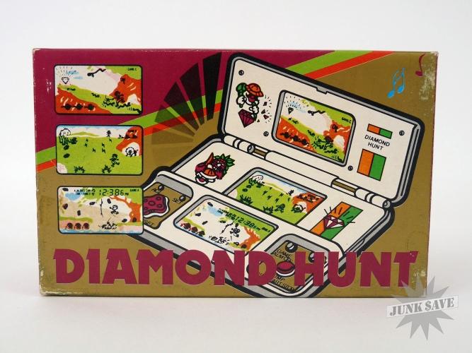 Diamond Hunt Game