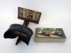Antique Stereoscope With 60 Cards American Stereoscopic Company