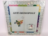 Anti Monopoly Board Game 1973 1st Edition Signed Ralph Anspach