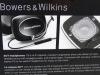 Bowers Wilkins P5 Headphones Black Series 2 Wired New Sealed