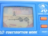Construction Work Game Watch Morioka Tokei YG 2620A Dual Screen LCD New