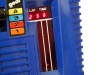 Dynamic Toys LED Auto Race Handheld Video Game Minty Rare