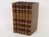 1809 The Spectator Lives Of The Authors Fine Binding Leather Books