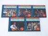 Lot of 5 Hillbilly Music CDs 1961-1965 Bear Family Records