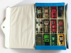 Hot Wheels 24 Car Collector Case 1980 Loaded with Cars