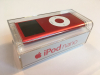 Product Red iPod Nano 2GB 2nd Generation Still Sealed