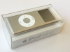 Silver iPod Nano 2GB 2nd Generation Still Sealed