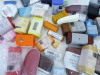 Large Lot 75+ Encaustic Paint Bars RF Evans Many Colors
