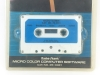 Micro Games Cassette Tape MC-10 TRS-80 Radio Shack 26-3361