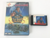 MSX Maze Of Galious Knightmare II Game Cartridge Vintage Konami