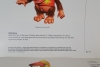 Diddys Quest Donkey Kong Country 2 Official Nintendo Character Information Reference Sheets