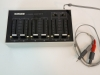 Vintage Sony 6-Channel Microphone Mixer MX-8 Mint In Box