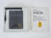 Sony Walkman SEQ-50 Graphic Equalizer Black RARE with Box
