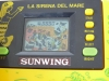 Lot of 2 Sunwing Games Sweet Mermaid and Soccer LCD New
