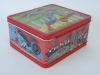 Superman Metal Lunchbox Aladdin 1978 with Thermos
