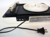 Rare Vintage Turntable Vanity Fair VF-7701 White Plastic