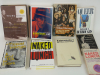 William Burroughs 9 Book Lot Naked Lunch Exterminator Queer More