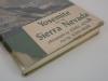 Yosemite and the Sierra Nevada Hardcover 1st Edition Ansel Adams John Muir